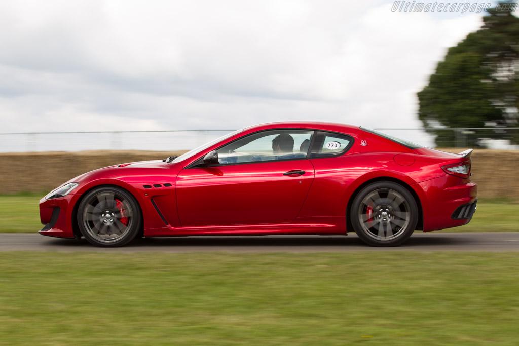 Maserati GranTurismo   - 2016 Goodwood Festival of Speed