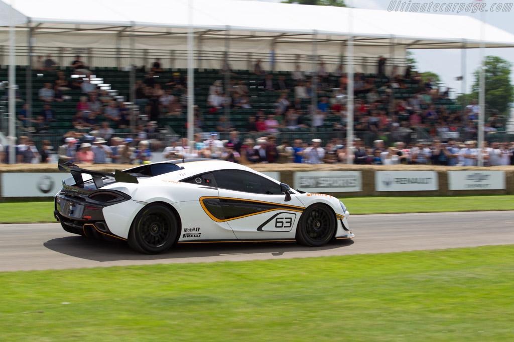 McLaren 570S Sprint    - 2016 Goodwood Festival of Speed
