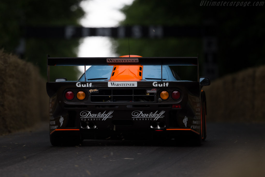 McLaren F1 GTR Long Tail - Chassis: 28R - Entrant: Lanzante ltd - Driver: Emerson Fittipaldi  - 2016 Goodwood Festival of Speed
