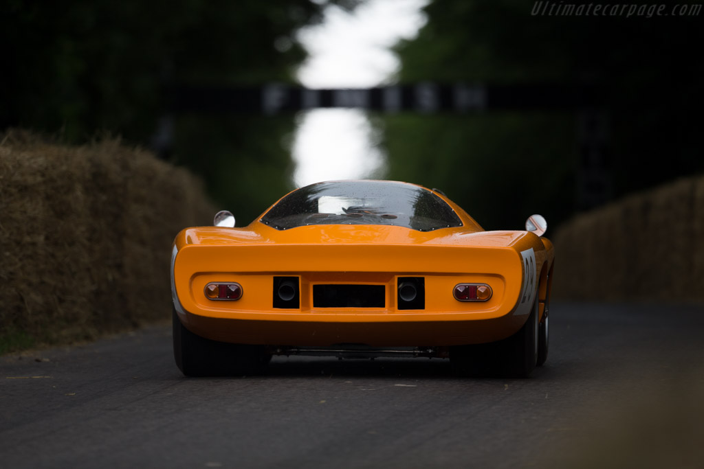 McLaren M6 GT - Chassis: 50-17 - Driver: James Edwards - 2016 Goodwood Festival of Speed