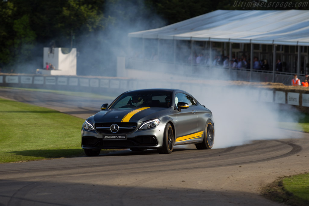 Mercedes-AMG C 63 Coupe    - 2016 Goodwood Festival of Speed