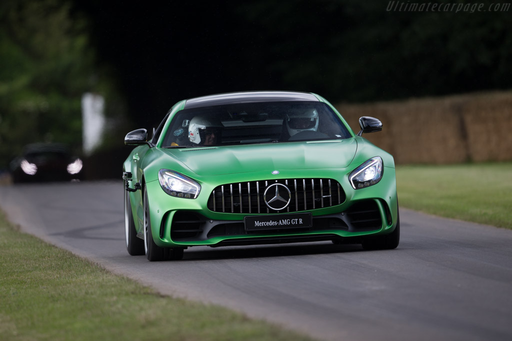 Mercedes-AMG GT-R   - 2016 Goodwood Festival of Speed