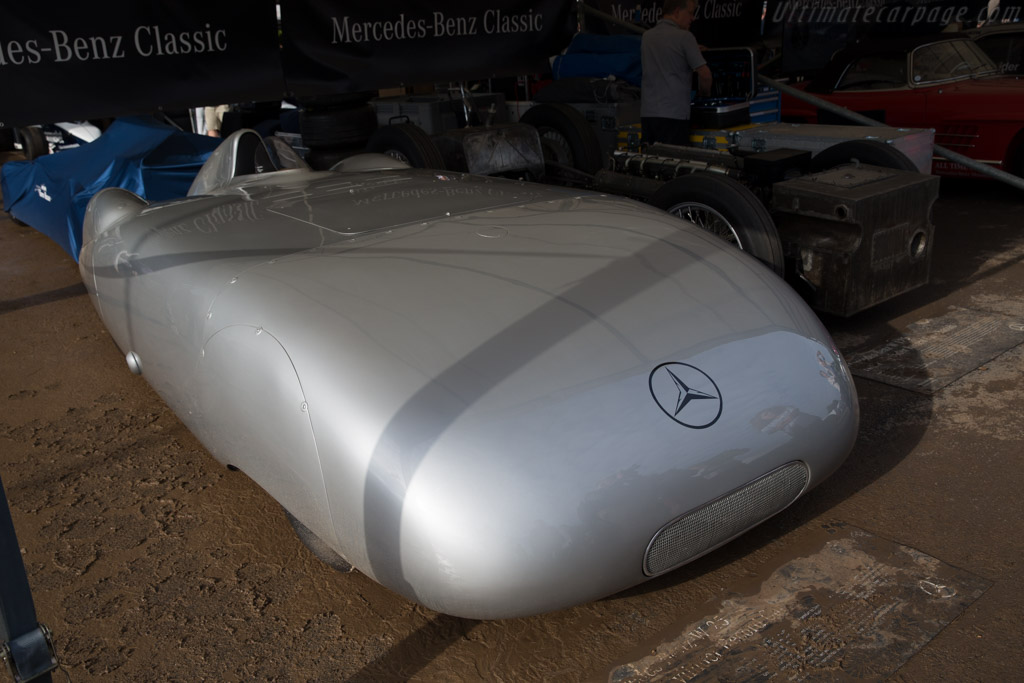 Mercedes-Benz W125 Streamliner  - Entrant: Mercedes-Benz Classic  - 2016 Goodwood Festival of Speed