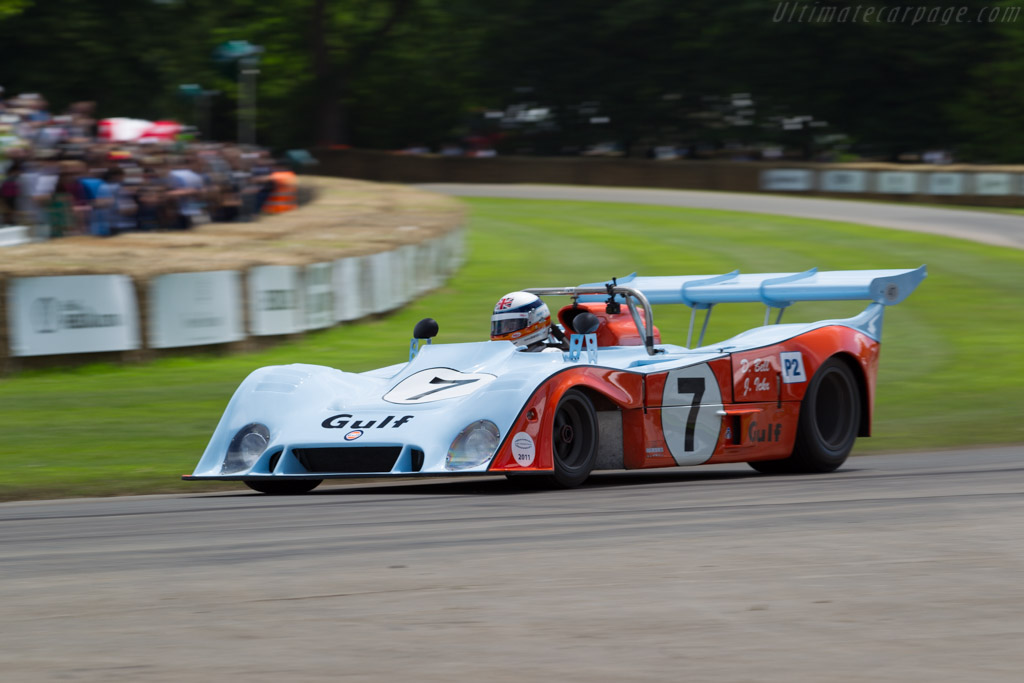 Mirage GR7 Cosworth - Chassis: GR7/701 - Entrant: Marc Devis - Driver: Derek Bell  - 2016 Goodwood Festival of Speed