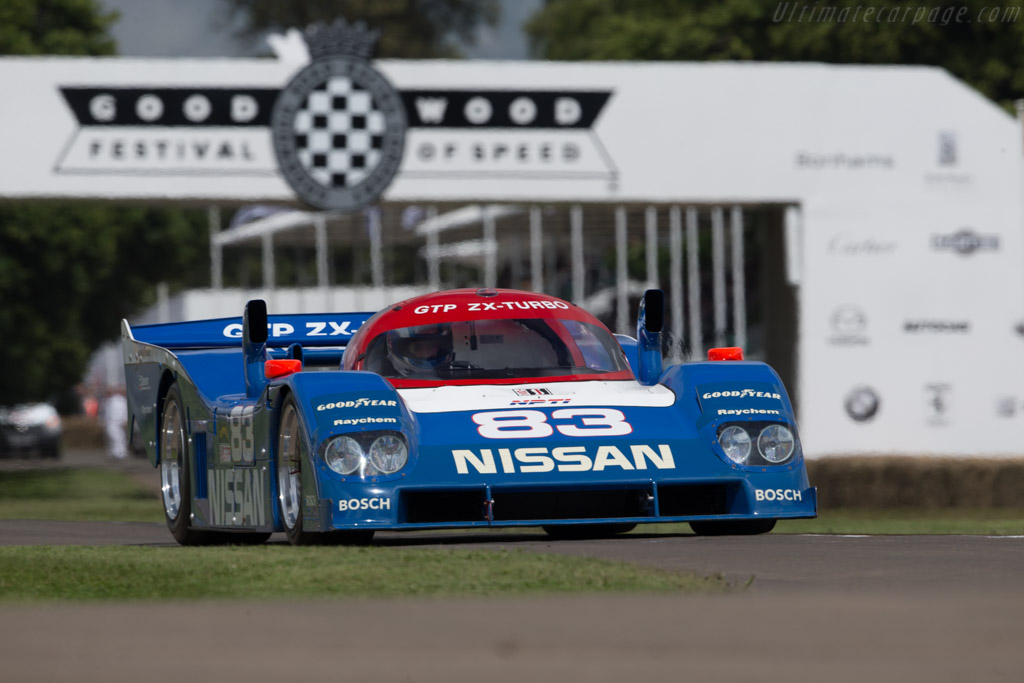 Nissan NPT-90 - Chassis: 90-04 - Driver: Peter Garrod  - 2016 Goodwood Festival of Speed