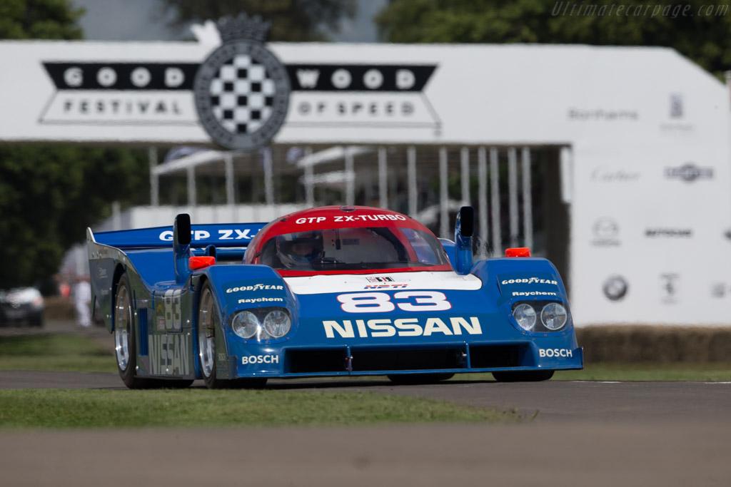 Nissan NPT-90 - Chassis: 90-04 - Driver: Peter Garrod - 2016 Goodwood Festival of Speed