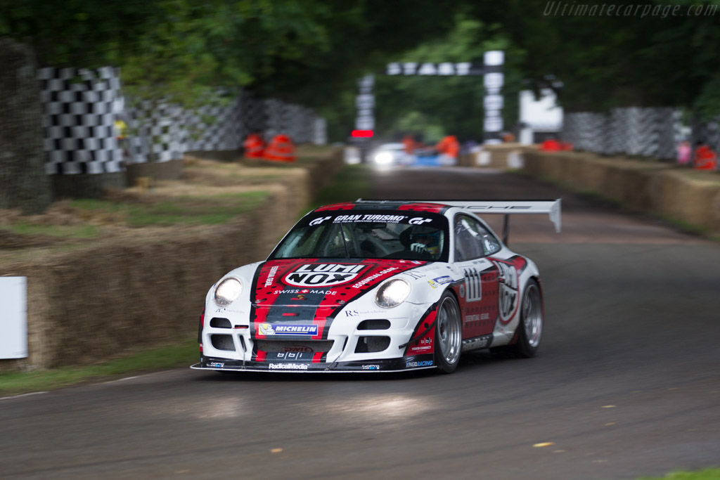 Porsche 911 GT3 Cup Turbo - Chassis: WPO77799777S798048 - Entrant: James Edwards - Driver: Jeff Zwart  - 2016 Goodwood Festival of Speed