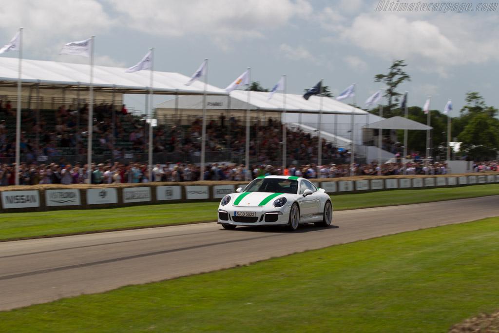 Porsche 911 R    - 2016 Goodwood Festival of Speed