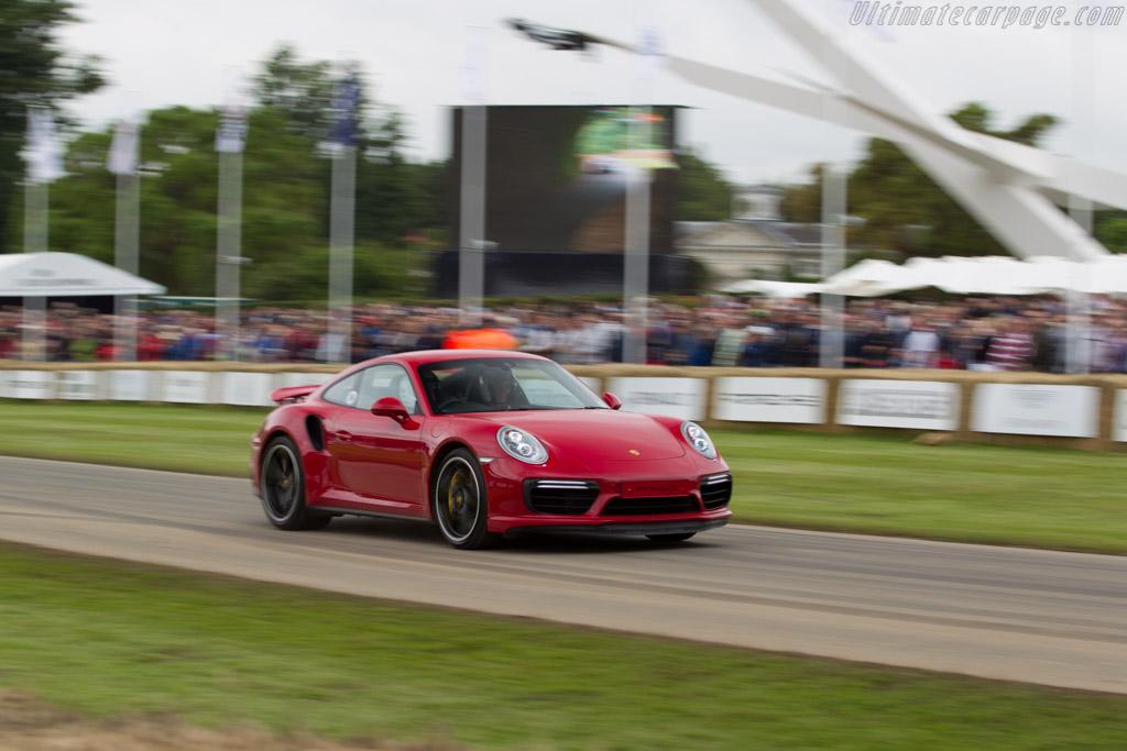 Porsche 911 Turbo S    - 2016 Goodwood Festival of Speed