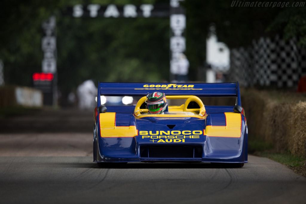 Porsche 917/30 - Chassis: 917/30-002 - Entrant: Porsche Museum GOH - Driver: Brendon Hartley  - 2016 Goodwood Festival of Speed