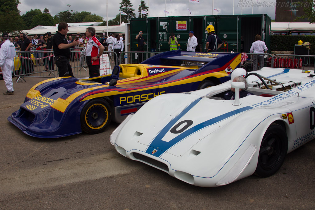Porsche 917 PA - Chassis: 917.028 - Entrant: The Revs Institute for Automotive Research  - 2016 Goodwood Festival of Speed
