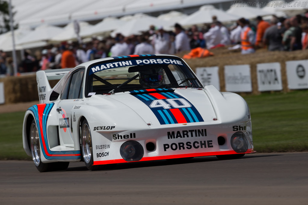 Porsche 935 Baby - Chassis: 935/2-001 - Driver: Charlie Eastwood  - 2016 Goodwood Festival of Speed