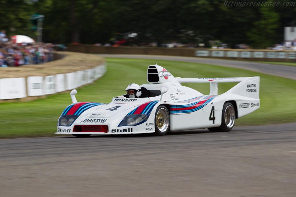 Porsche 936 - Chassis: 936-002 - Entrant: Porsche Museum GOH - Driver: Richard Attwood  - 2016 Goodwood Festival of Speed