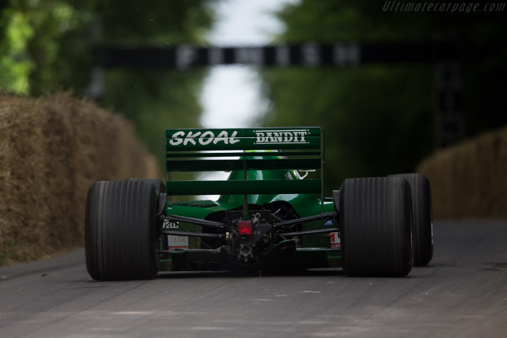RAM 03 Hart - Chassis: RAM0304 - Driver: Colin Stone  - 2016 Goodwood Festival of Speed