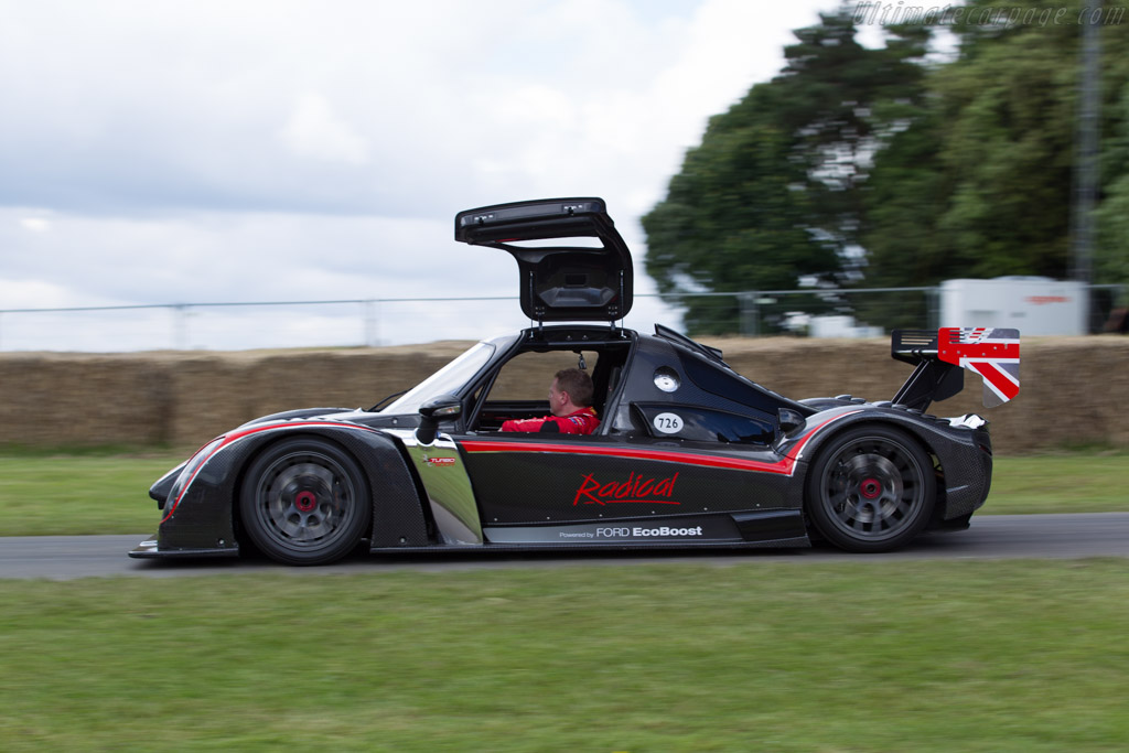 Radical RXC Turbo    - 2016 Goodwood Festival of Speed