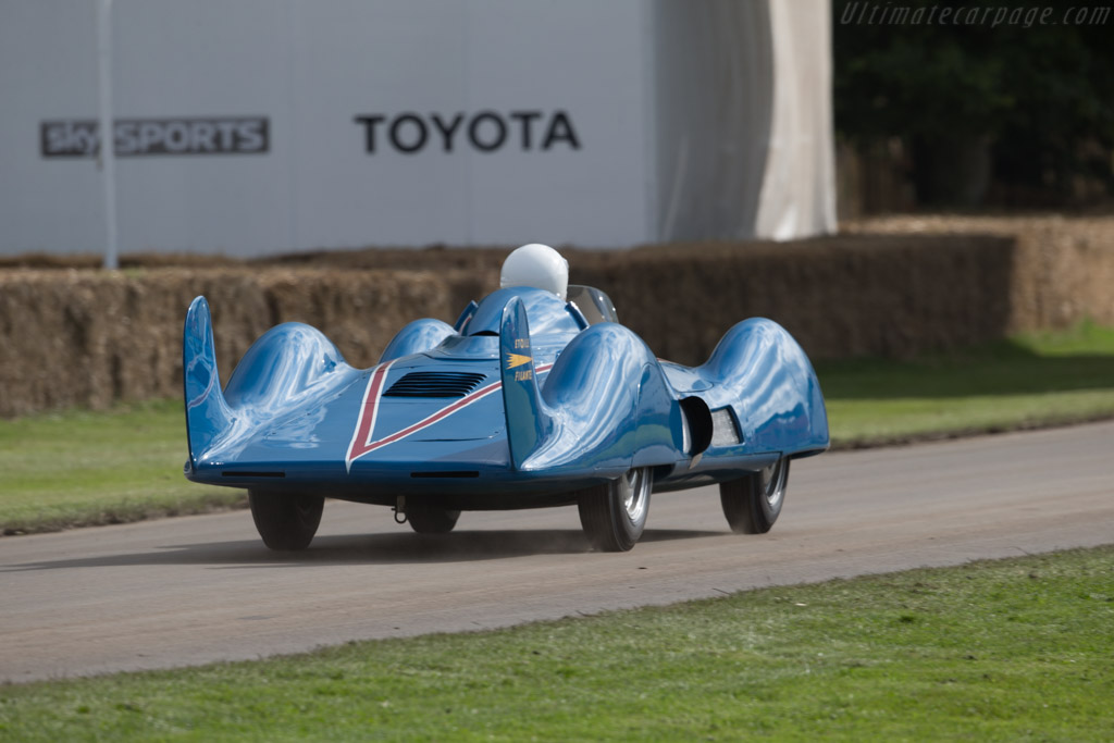 Renault Etoile Filante  - Entrant: Renault Classic - Driver: Eric Leroux  - 2016 Goodwood Festival of Speed