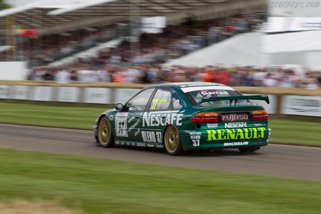 Renault Laguna  - Driver: Simon Garrad  - 2016 Goodwood Festival of Speed