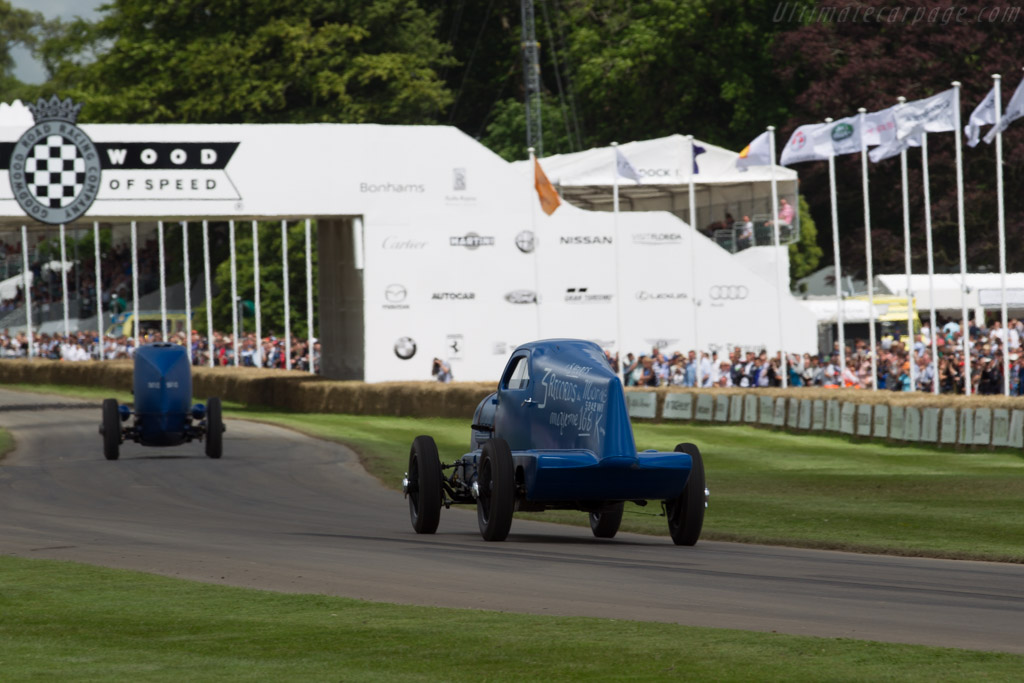 Renault Nervasport  - Entrant: Renault Classic - Driver: Hugues Portron  - 2016 Goodwood Festival of Speed