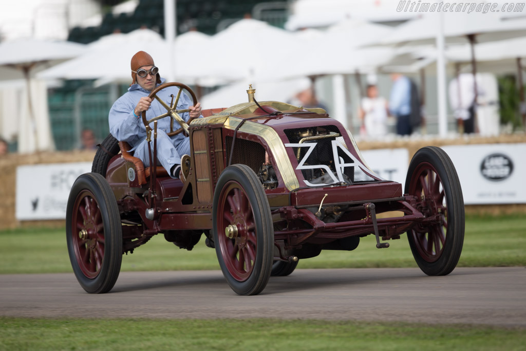 Renault Type AK - Chassis: 21386 - Entrant: Renault Classic - Driver: Luis Penedo  - 2016 Goodwood Festival of Speed