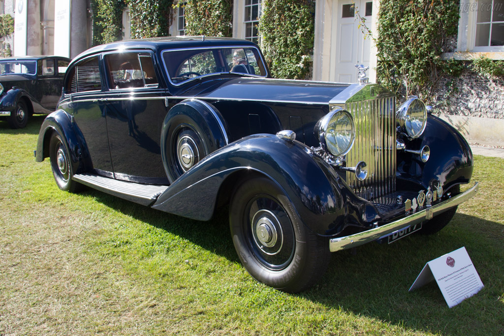 Rolls-Royce Phantom III Freestone & Webb Sports Saloon  - Entrant: Peter Livanos  - 2016 Goodwood Festival of Speed