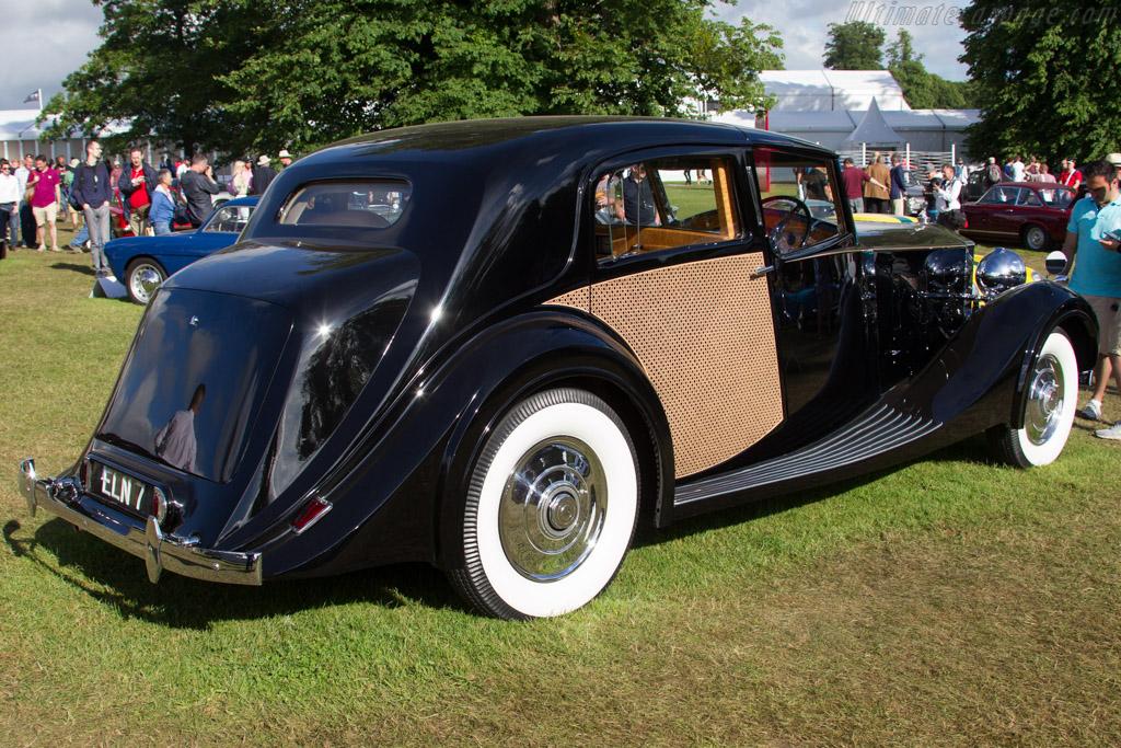 Rolls-Royce Phantom III Park Ward Sedanca de Ville  - Entrant: Anthony Bamford  - 2016 Goodwood Festival of Speed