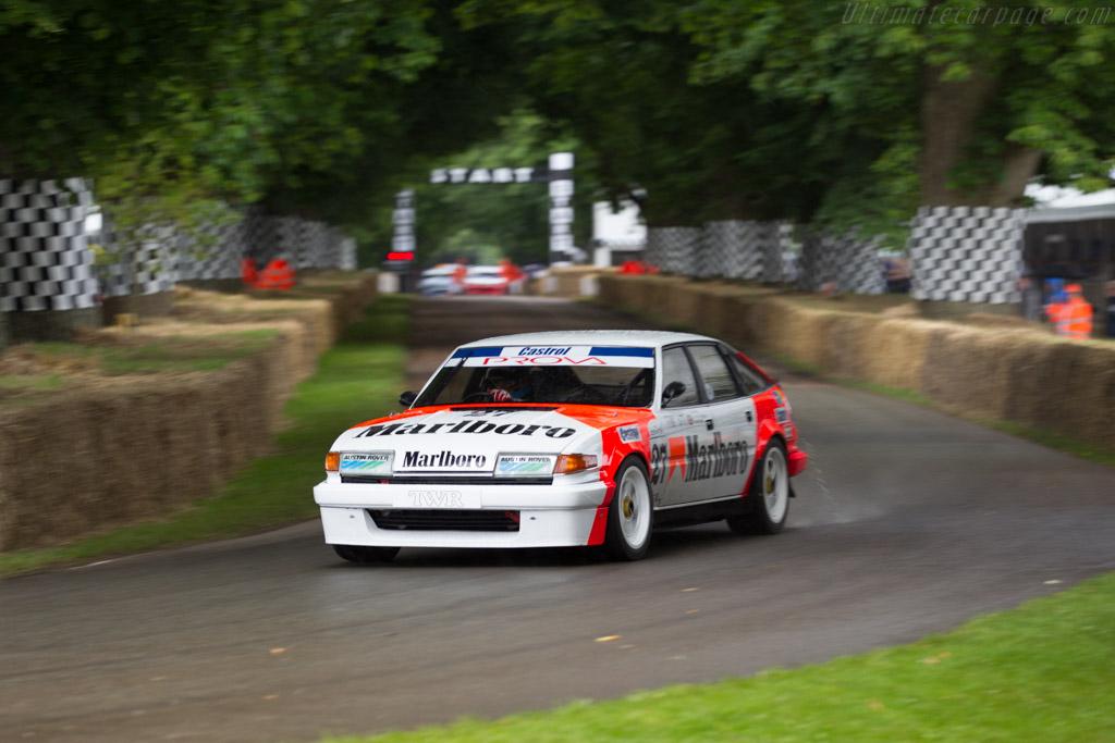 Rover SD1 Vitesse TWR - Chassis: TWR 001 - Driver: Richard Postins  - 2016 Goodwood Festival of Speed