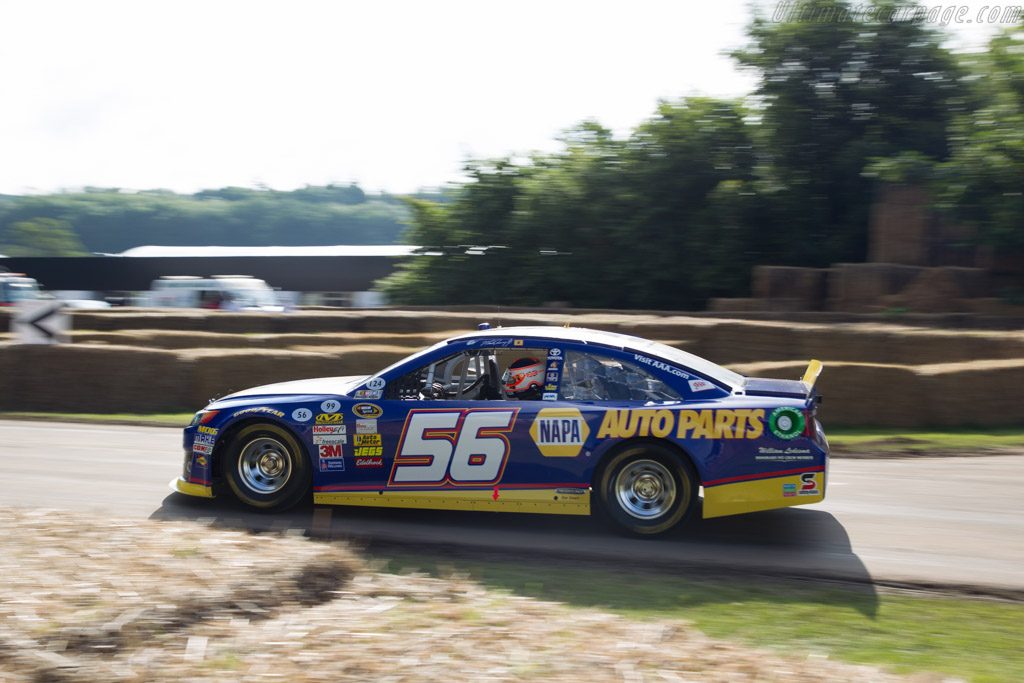 Toyota Camry  - Entrant: Louwman Museum - Driver: James Wood  - 2016 Goodwood Festival of Speed