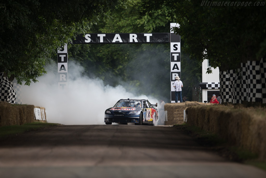 Toyota Camry    - 2016 Goodwood Festival of Speed