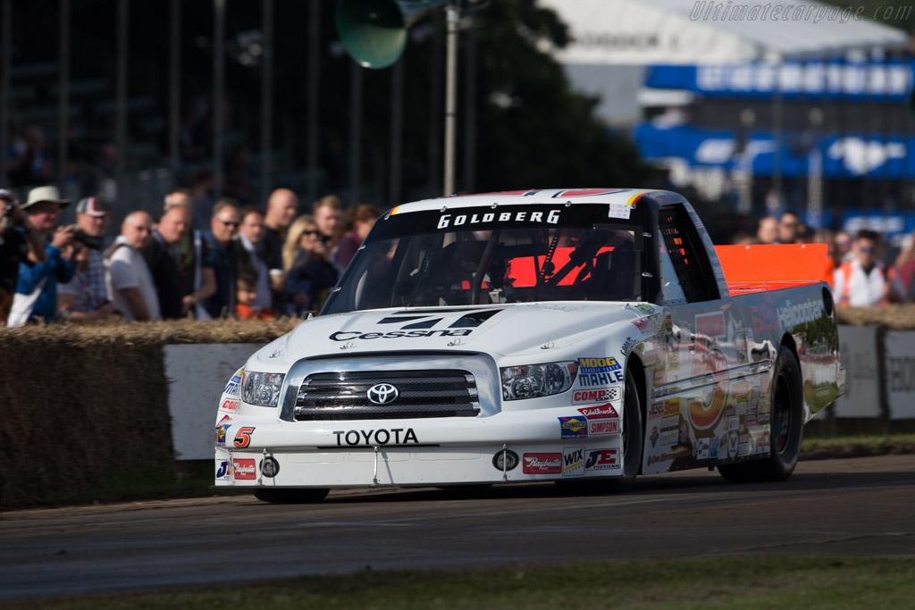 Toyota Tundra - Entrant: Andrew Franzone - Driver: Bill Goldberg ...