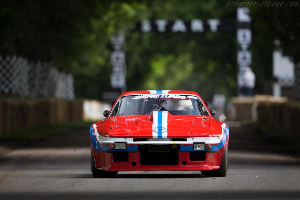 Triumph TR8 Turbo  - Driver: Bert Smeets - 2016 Goodwood Festival of Speed