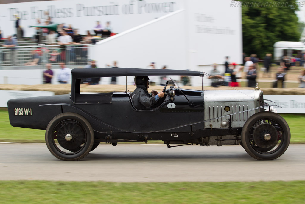 Voisin C1 Laboratoire  - Driver: Reg Winstone  - 2016 Goodwood Festival of Speed