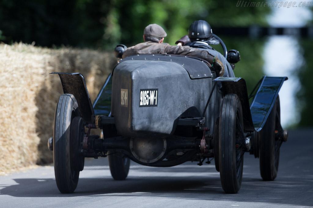 Voisin C1 Laboratoire  - Driver: Reg Winstone  - 2016 Goodwood Festival of Speed