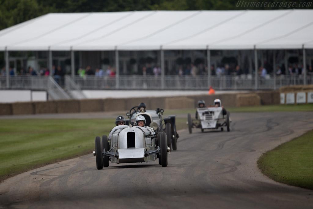 Voisin LSR  - Driver: Philipp Moch  - 2016 Goodwood Festival of Speed