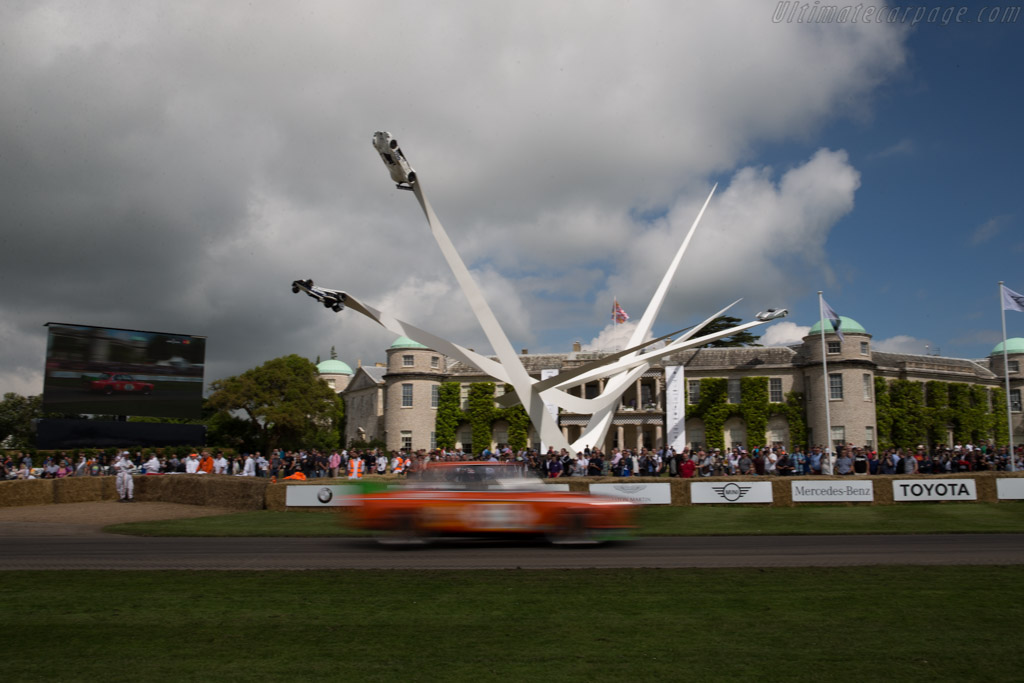 Welcome to Goodwood    - 2016 Goodwood Festival of Speed