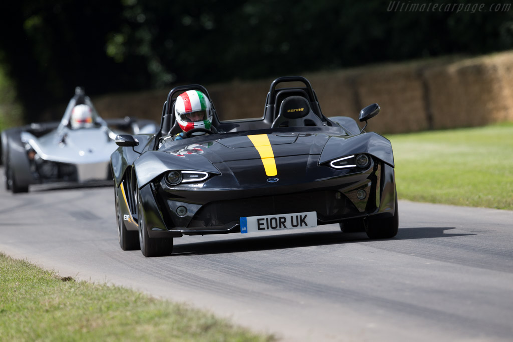 Zenos E10R    - 2016 Goodwood Festival of Speed