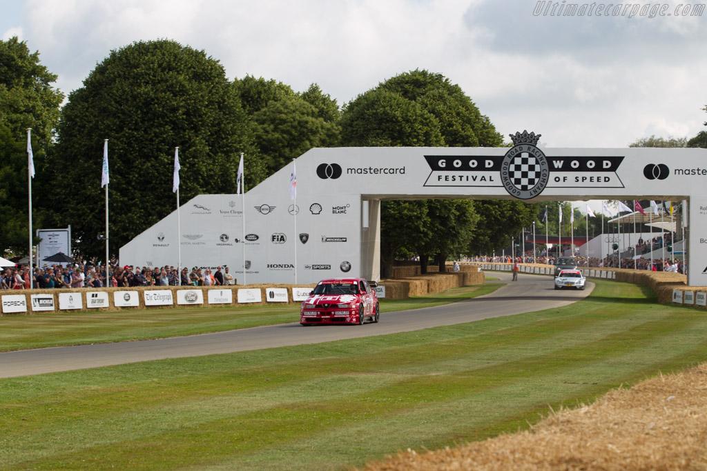 Alfa Romeo 155 V6 TI DTM - Chassis: AC05 - Entrant: Museo Storico Alfa Romeo - Driver: Stefano Agazzi  - 2017 Goodwood Festival of Speed