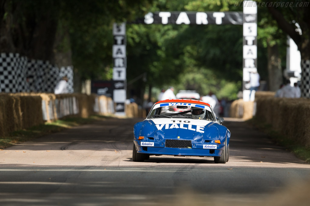 Alpine A110 - Chassis: 20377 - Driver: John Wheeler  - 2017 Goodwood Festival of Speed