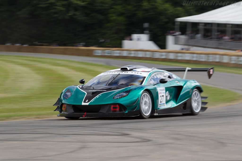 Arrinera Hussarya GT3  - Entrant: Arrinera - Driver: Athony Reid  - 2017 Goodwood Festival of Speed