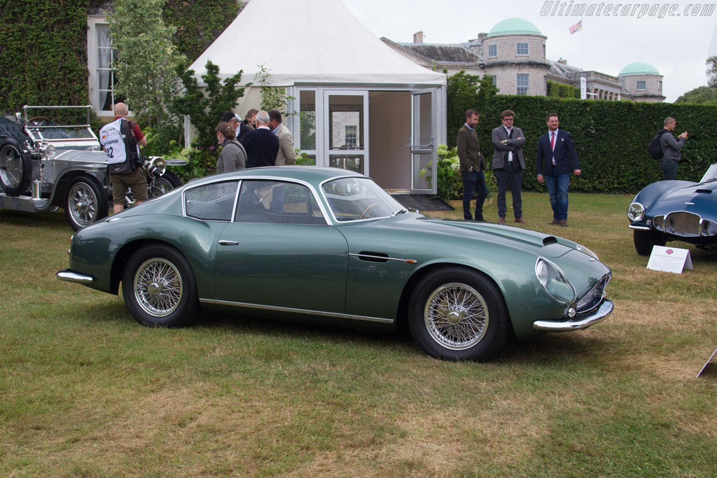 Aston Martin DB4 GT Zagato - Chassis: DB4GT/0187/L - Entrant: David Sydorick  - 2017 Goodwood Festival of Speed