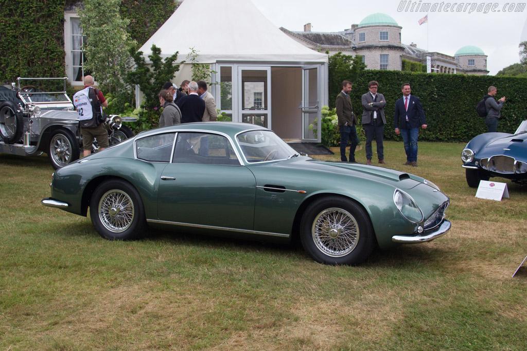 Aston Martin DB4 GT Zagato - Chassis: DB4GT/0187/L - Entrant: David Sydorick  - 2017 Goodwood Festival of Speed
