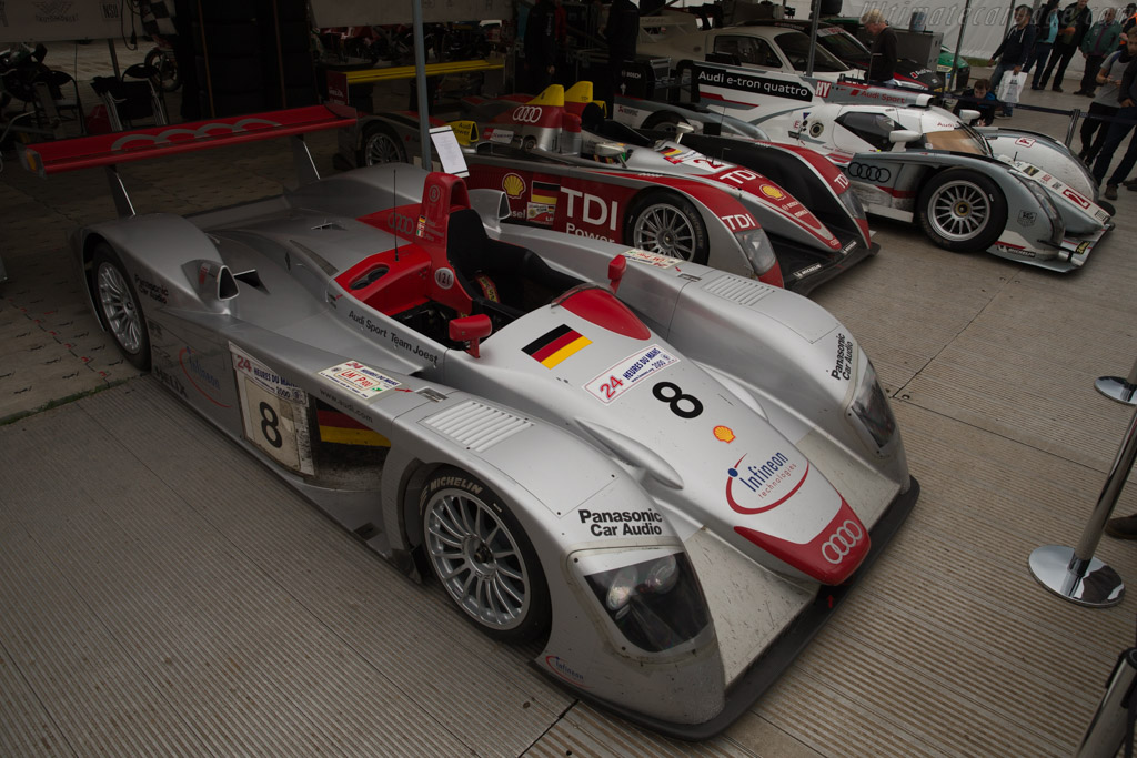 Audi R8 - Chassis: 404 - Entrant: Audi Tradition  - 2017 Goodwood Festival of Speed