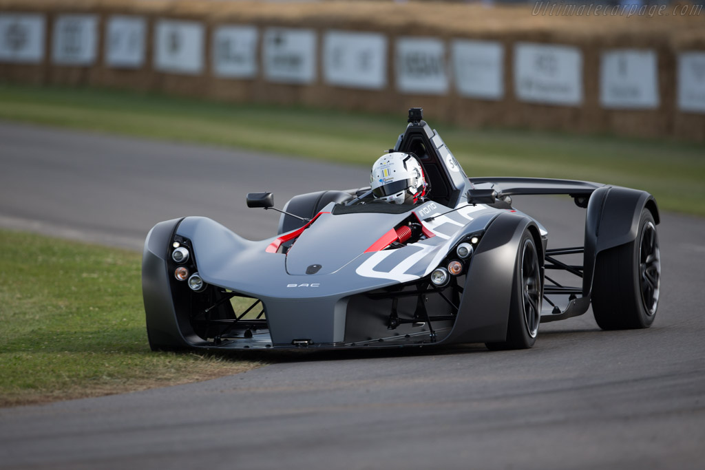 BAC Mono    - 2017 Goodwood Festival of Speed