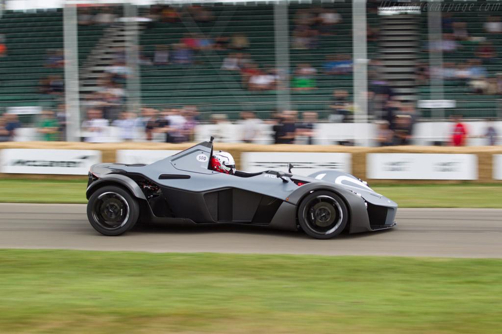 BAC Mono    - 2017 Goodwood Festival of Speed