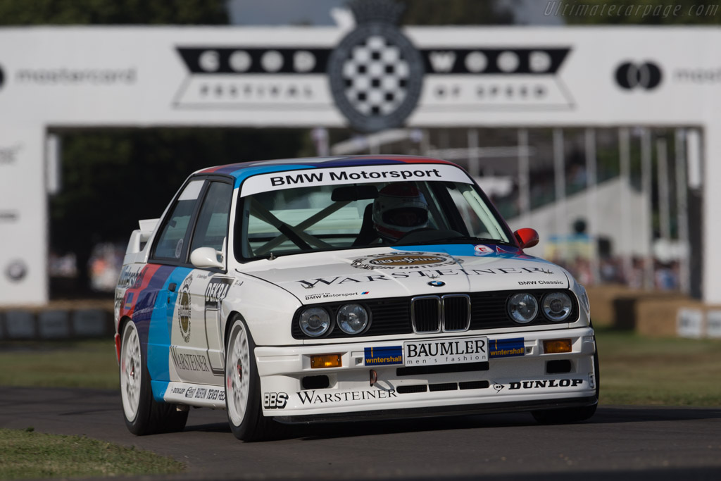 BMW M3 Group A - Chassis: M3-212 - Entrant: BMW Group Classic - Driver: Roberto Ravaglia  - 2017 Goodwood Festival of Speed