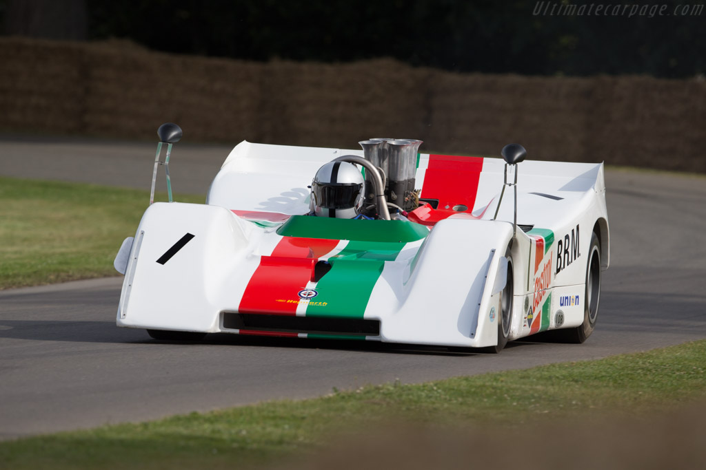 BRM P154 Chevrolet - Chassis: P154-02 - Entrant: Stephen Hepworth - Driver: Ryan Hepworth/Andrew Hepworth  - 2017 Goodwood Festival of Speed