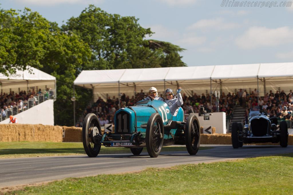 Ballot 3/8 LC - Chassis: 1006 - Entrant / Driver Alexander Schaufler  - 2017 Goodwood Festival of Speed
