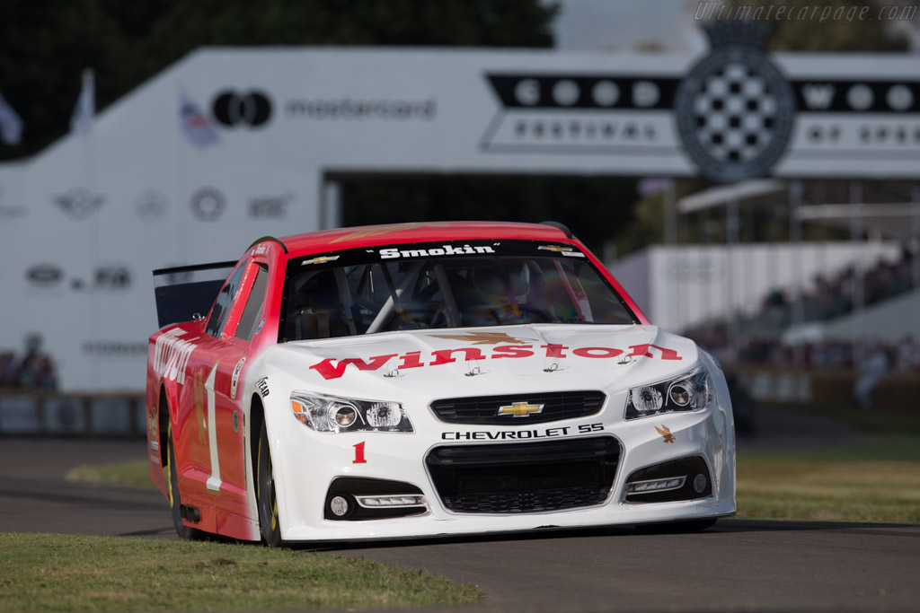 Chevrolet SS  - Entrant: Will Spencer - Driver: Emanuele Pirro  - 2017 Goodwood Festival of Speed