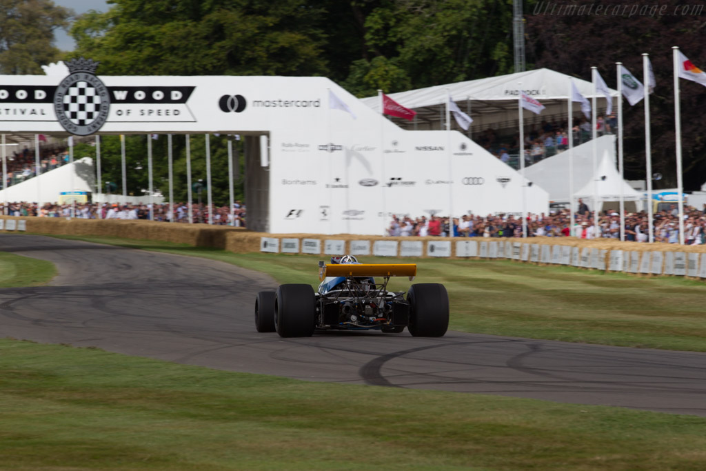 Eifelland E21  - Entrant / Driver David Shaw  - 2017 Goodwood Festival of Speed