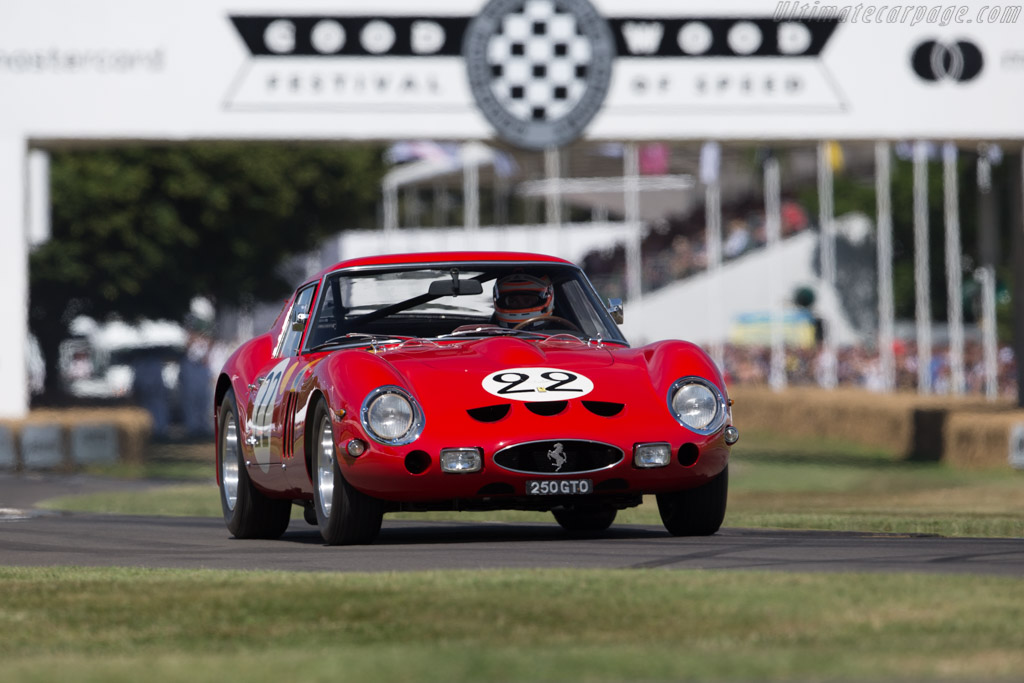 Ferrari 250 GTO - Chassis: 3757GT - Entrant: Nick Mason - Driver: James Wood  - 2017 Goodwood Festival of Speed