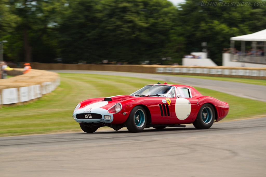 Ferrari 250 GTO/64 - Chassis: 4399GT - Entrant: Anthony Bamford - Driver: Andrew Newall  - 2017 Goodwood Festival of Speed